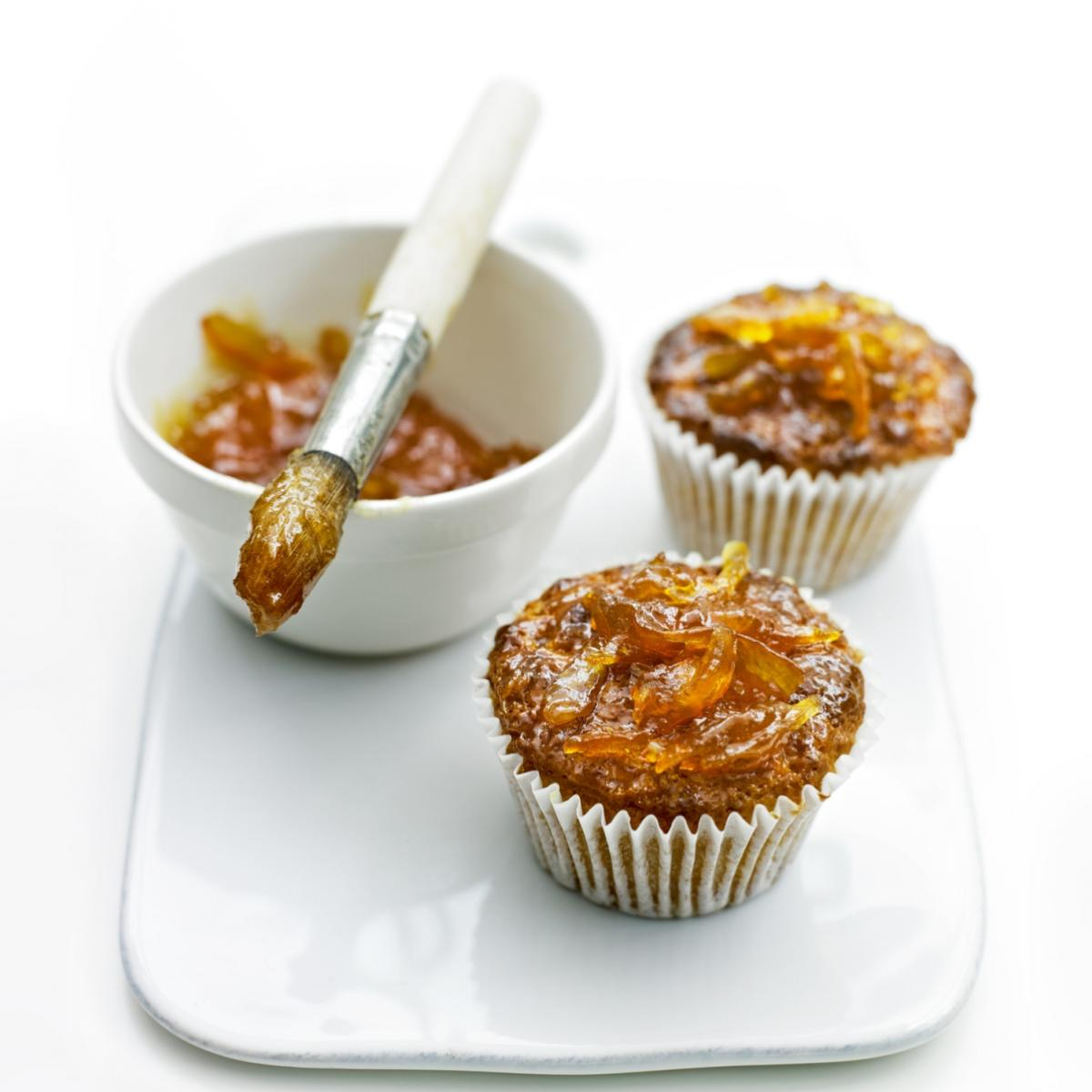 A picture of Delia's Chunky Marmalade Muffins recipe