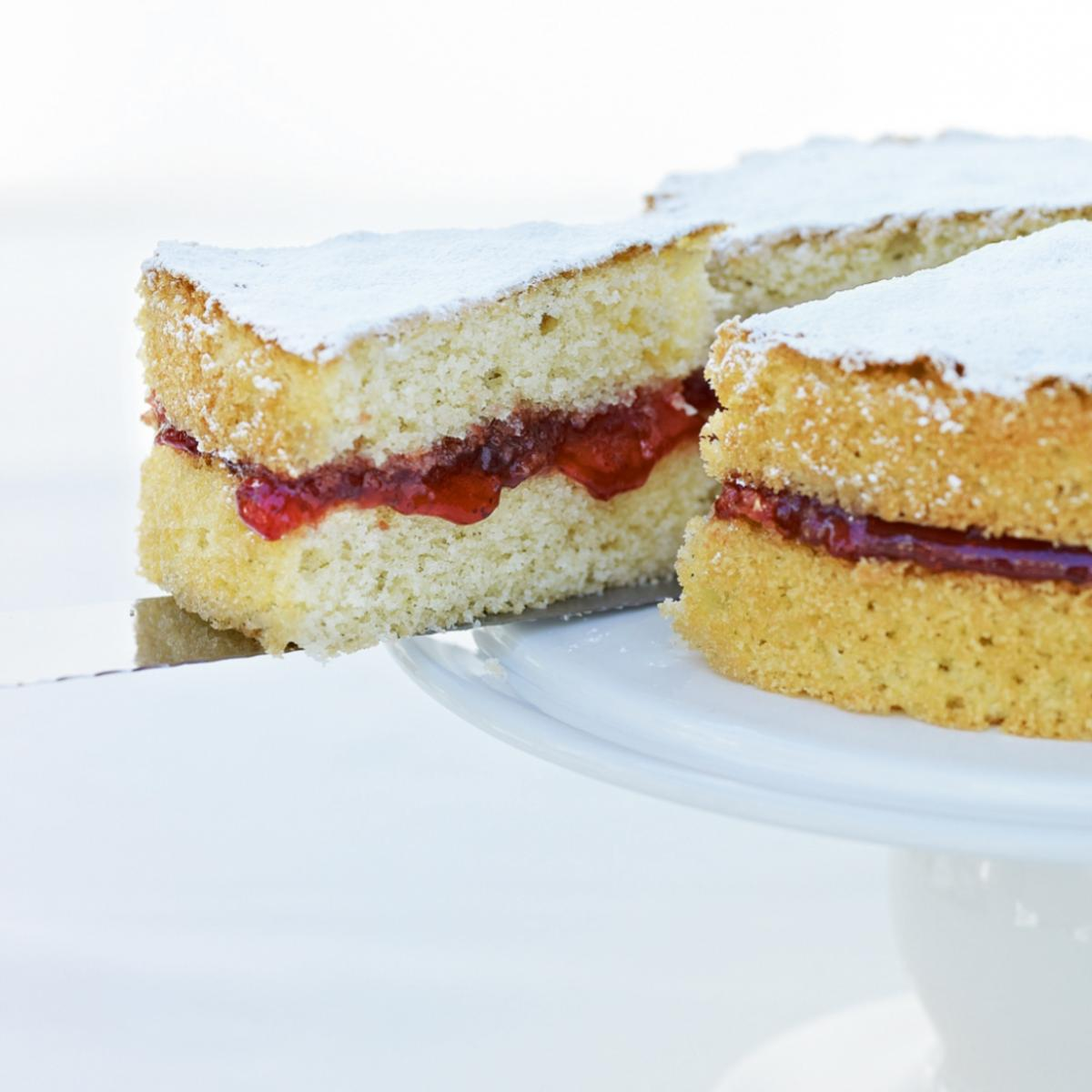 Sponge Cake Recipe Cm Tin