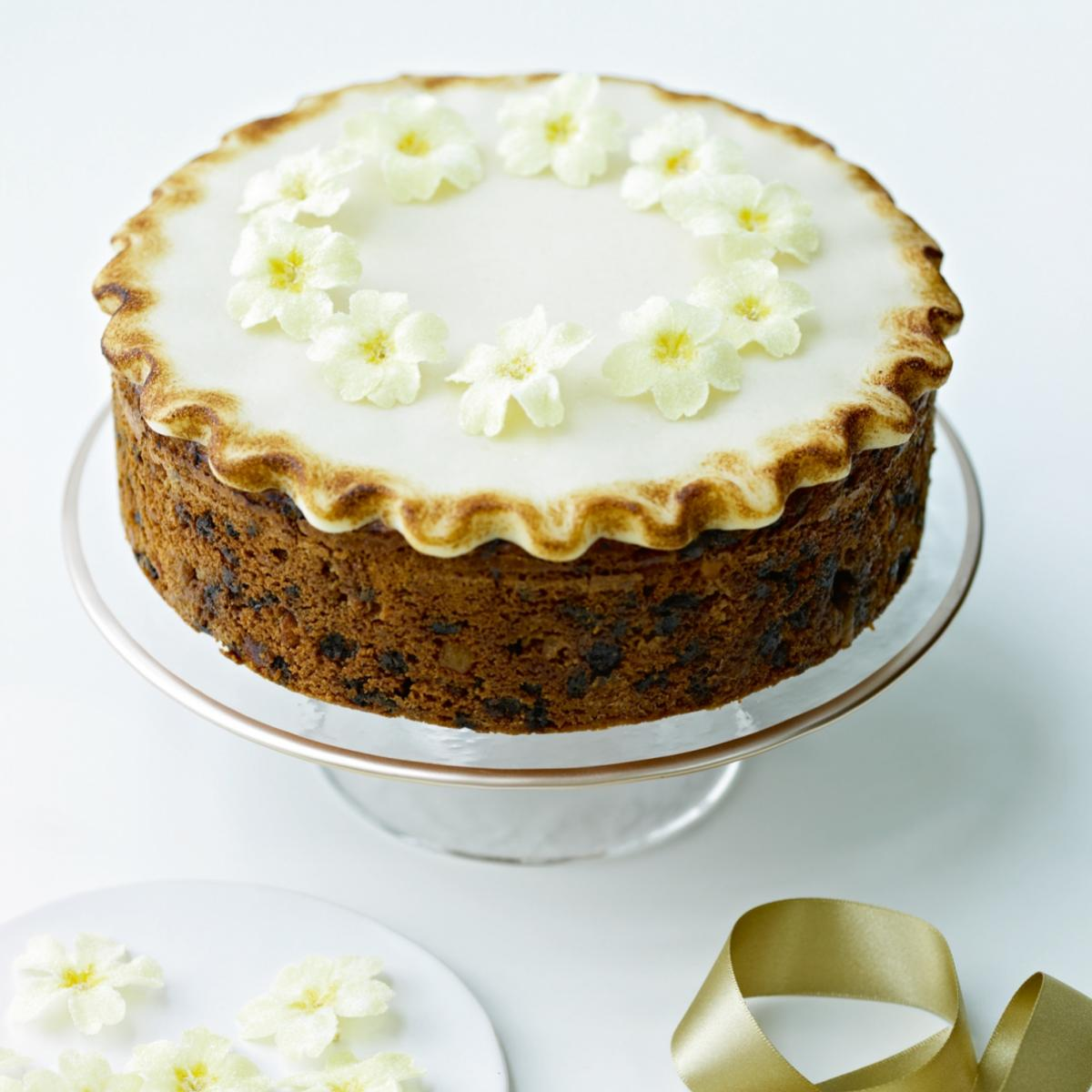 A picture of Delia's Easter Simnel Cake recipe