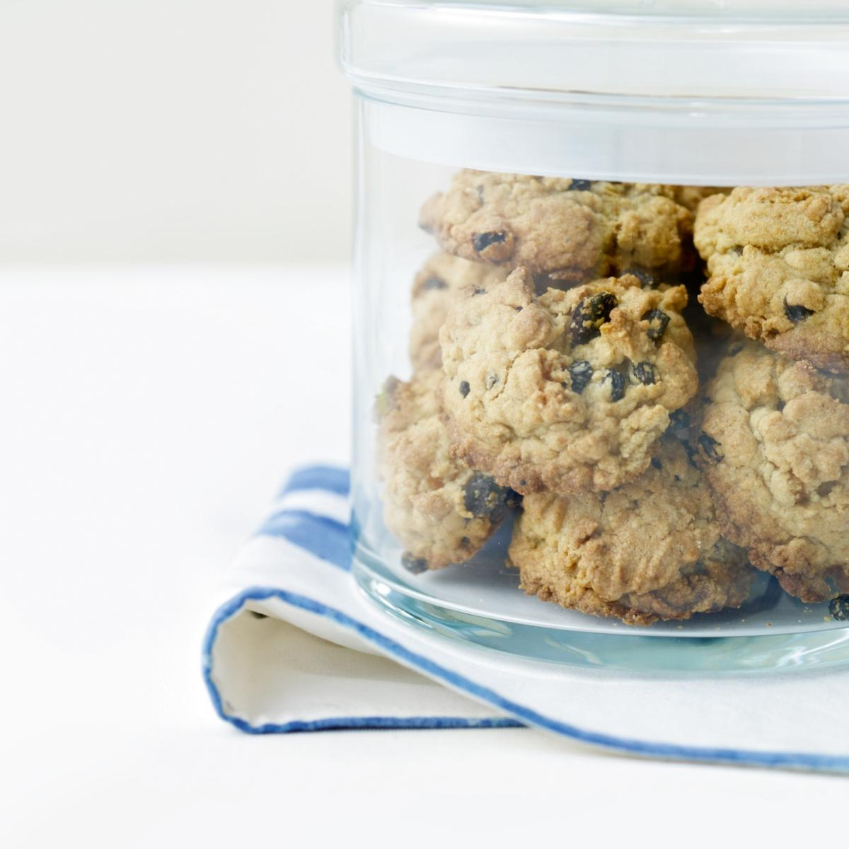 A picture of Delia's Good Old Rock Cakes recipe