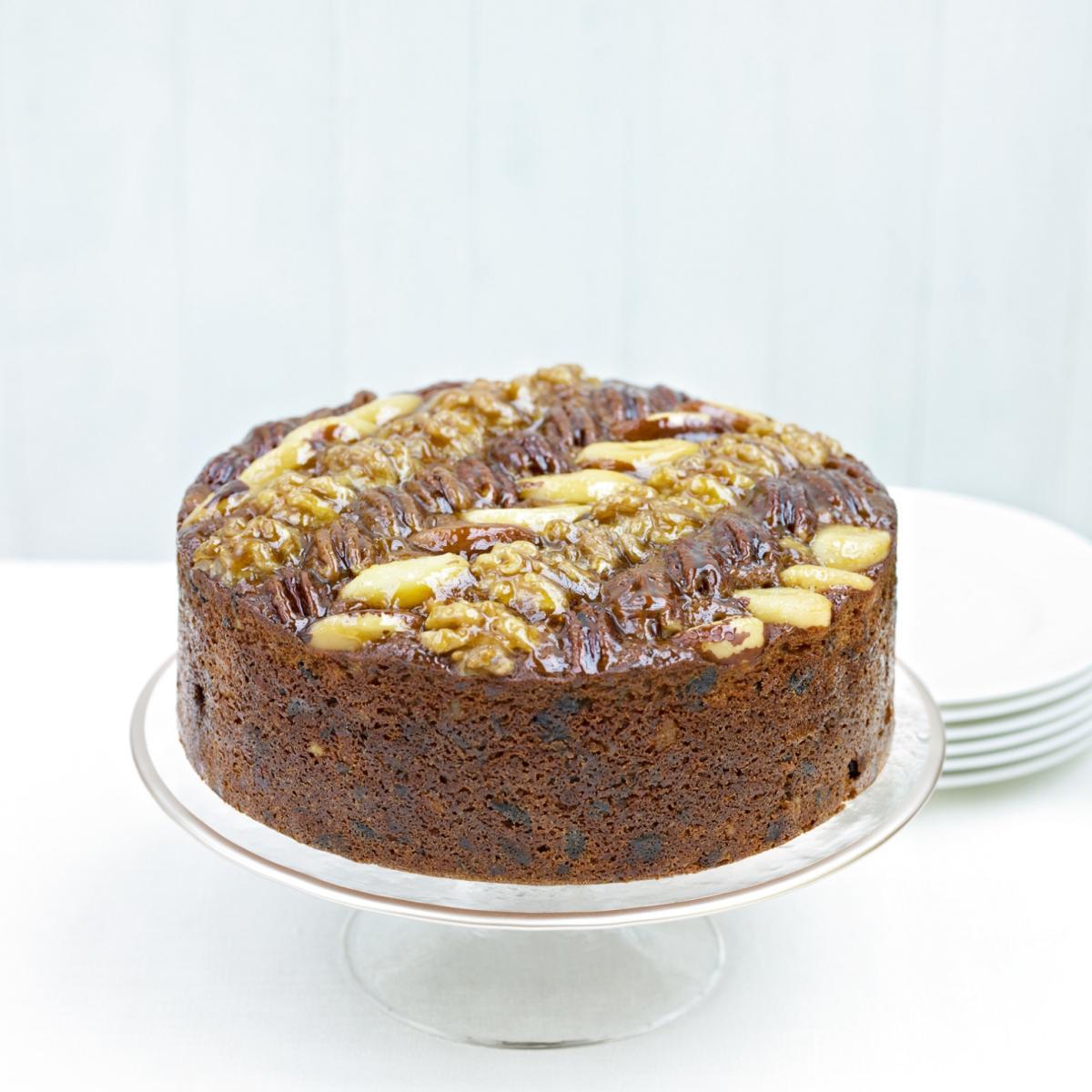 Cakes last minute christmas mincemeat cake