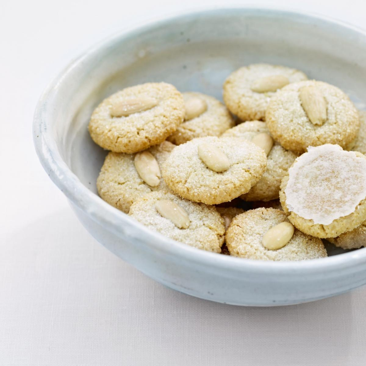 A picture of Delia's Macaroons recipe