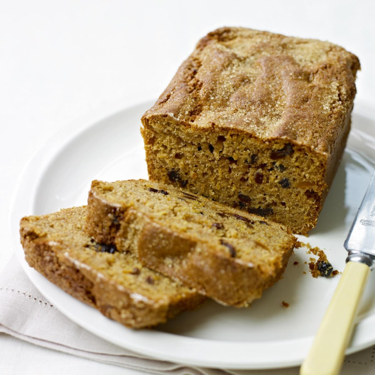 A picture of Delia's Marmalade Cake recipe