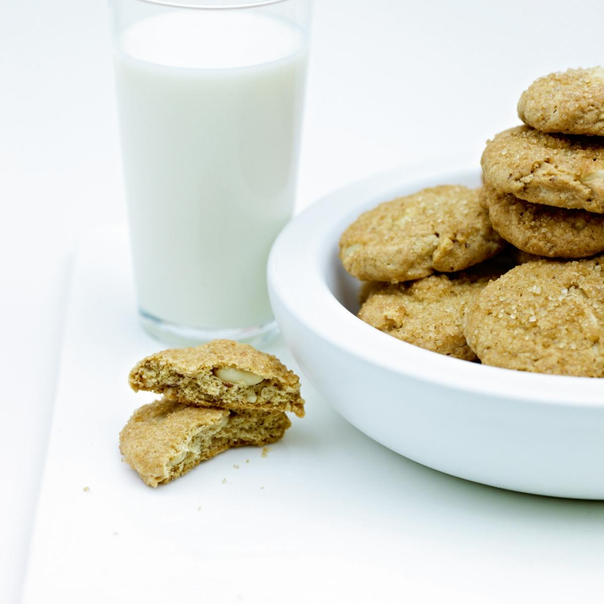 A picture of Delia's Peanut Butter Biscuits recipe