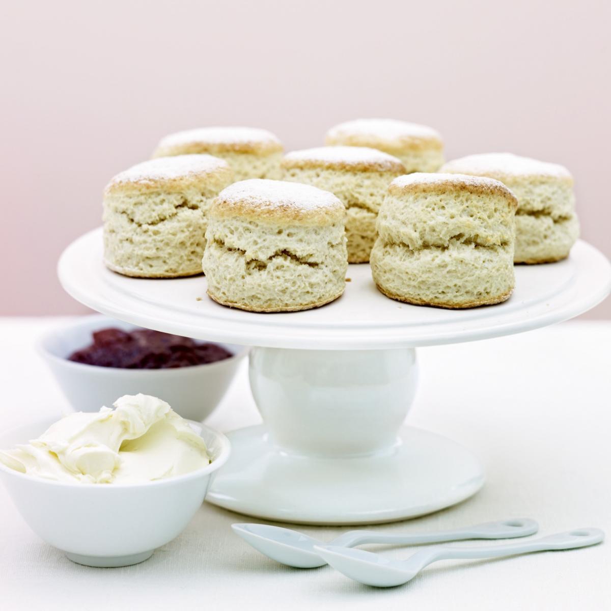 How To Make A Scones Cakes