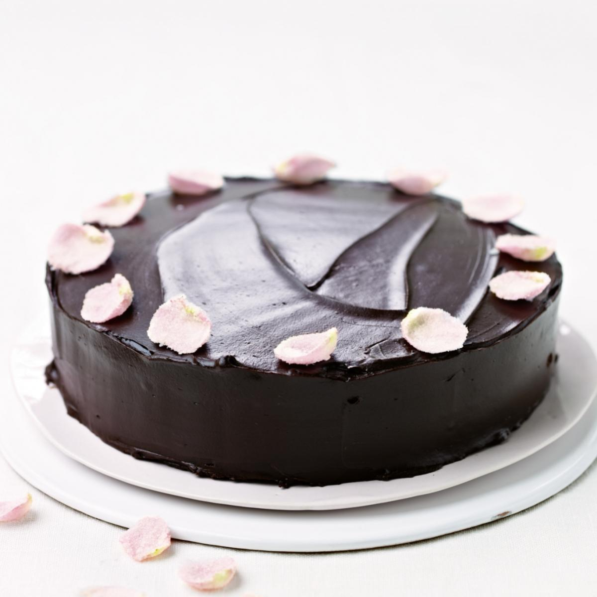 A picture of Delia's Sachertorte recipe