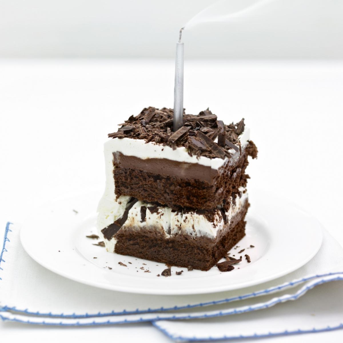 Chocolate Zabaglione Cake Recipe