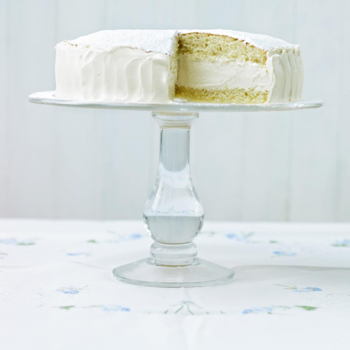 A picture of Delia's Venetian Zabaglione Cake recipe