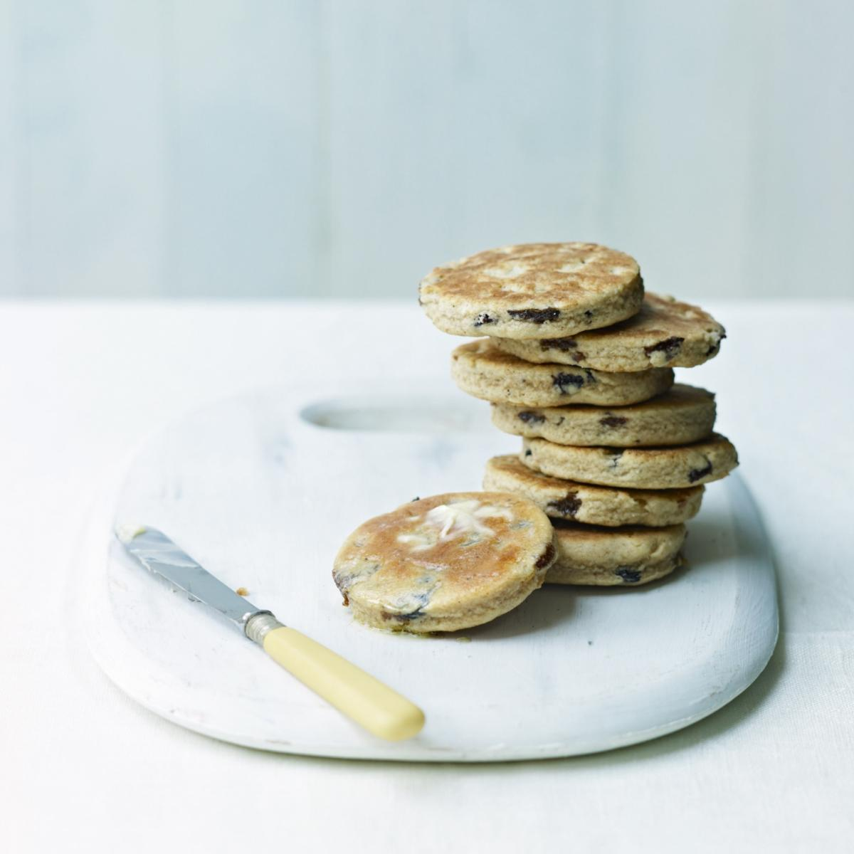 A picture of Delia's Welsh Cakes recipe