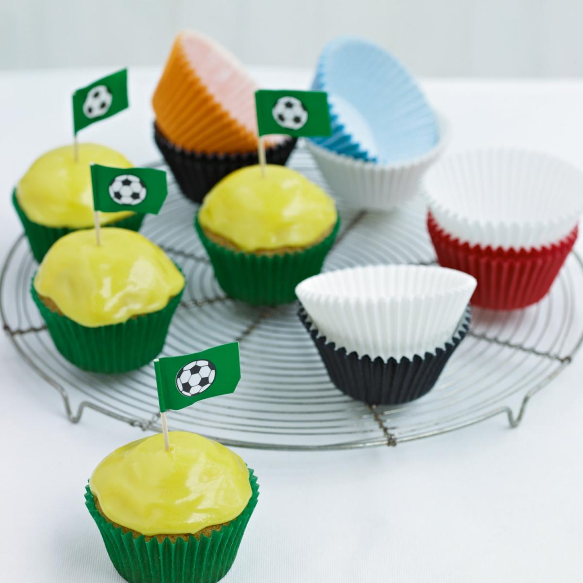 A picture of Delia's Winners' Cup Cakes recipe