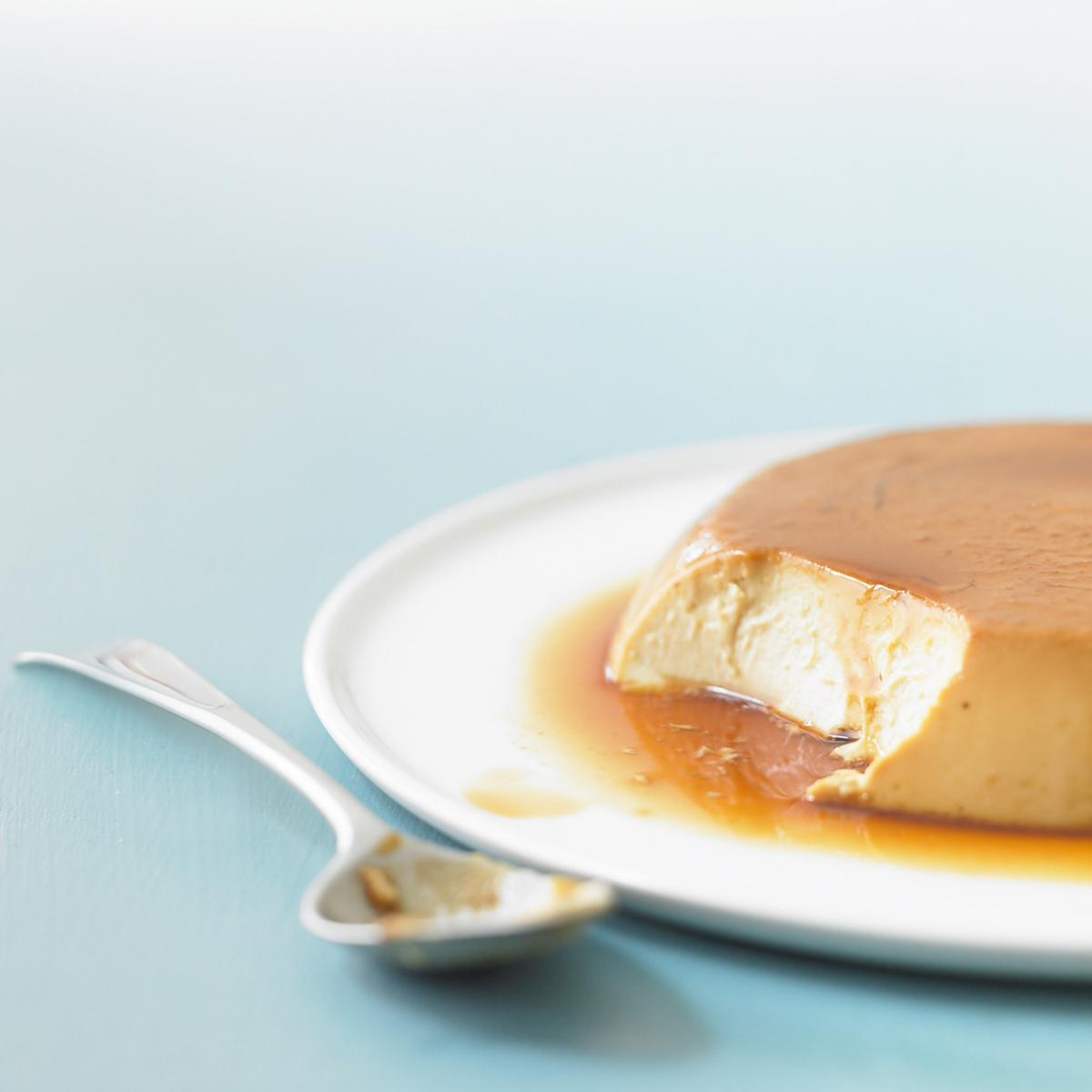 A picture of Delia's Cheats' Creme Caramel recipe