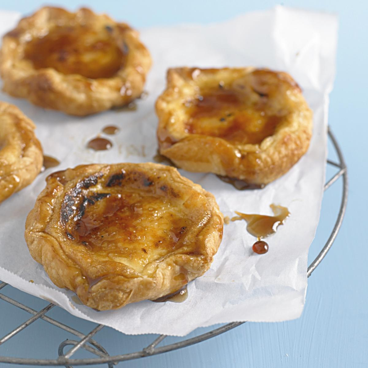 Cheat portuguese custard tarts