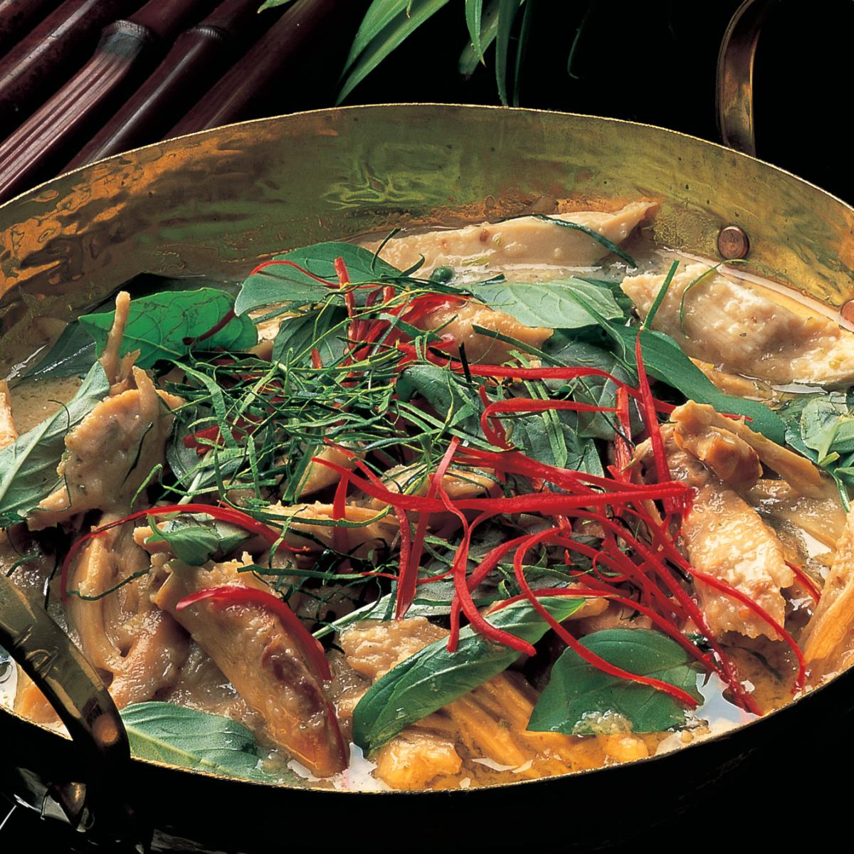 A picture of Delia's Thai Green Curry with Chicken recipe