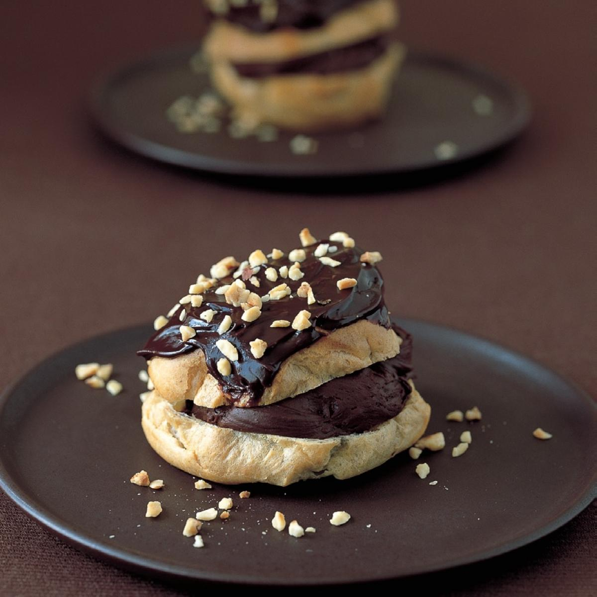 A picture of Delia's How to make choux pastry how to cook guide