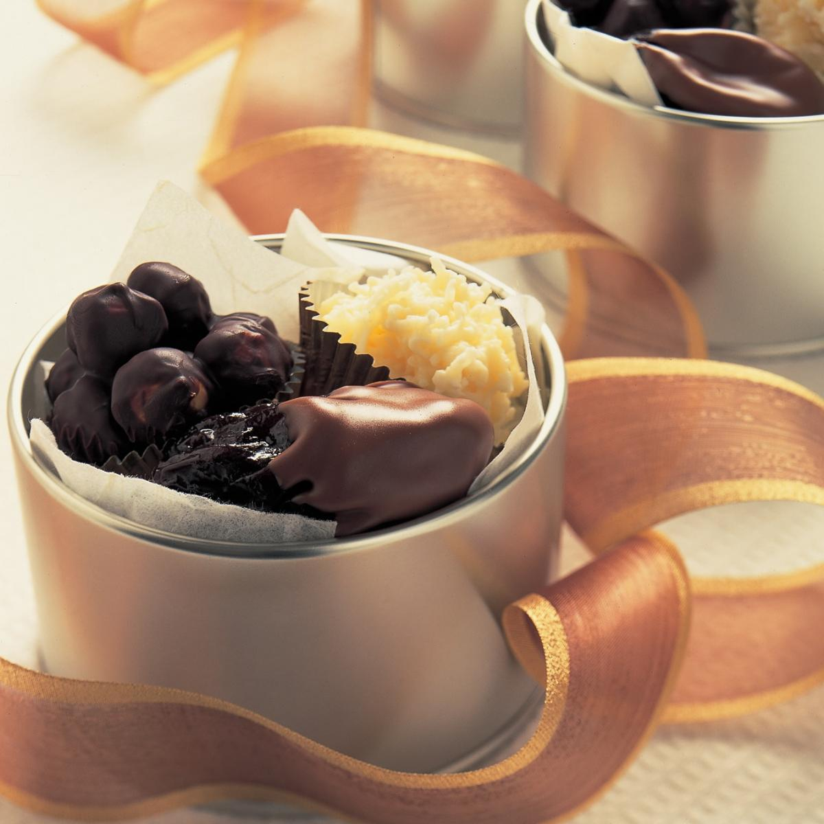 A picture of Delia's Hand-made Chocolates recipe