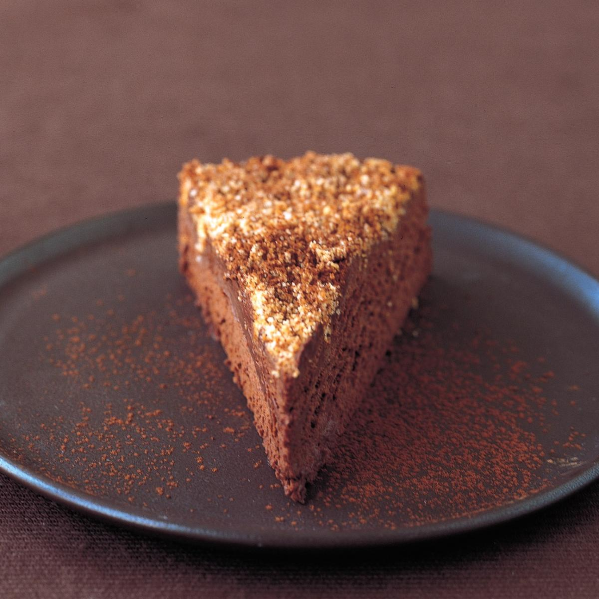 A picture of Delia's Truffle Torte recipe