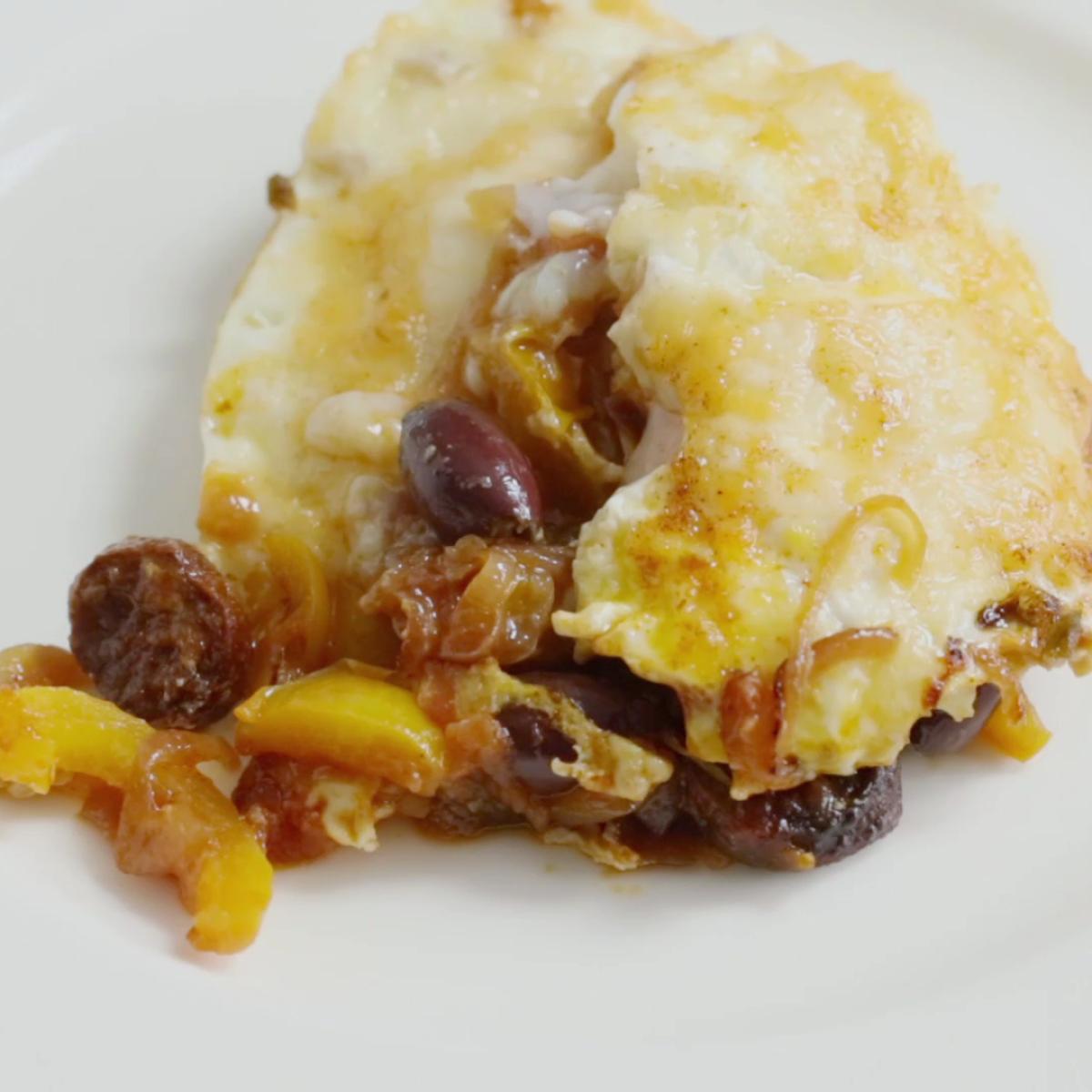 A picture of Delia's Eggs Basque recipe