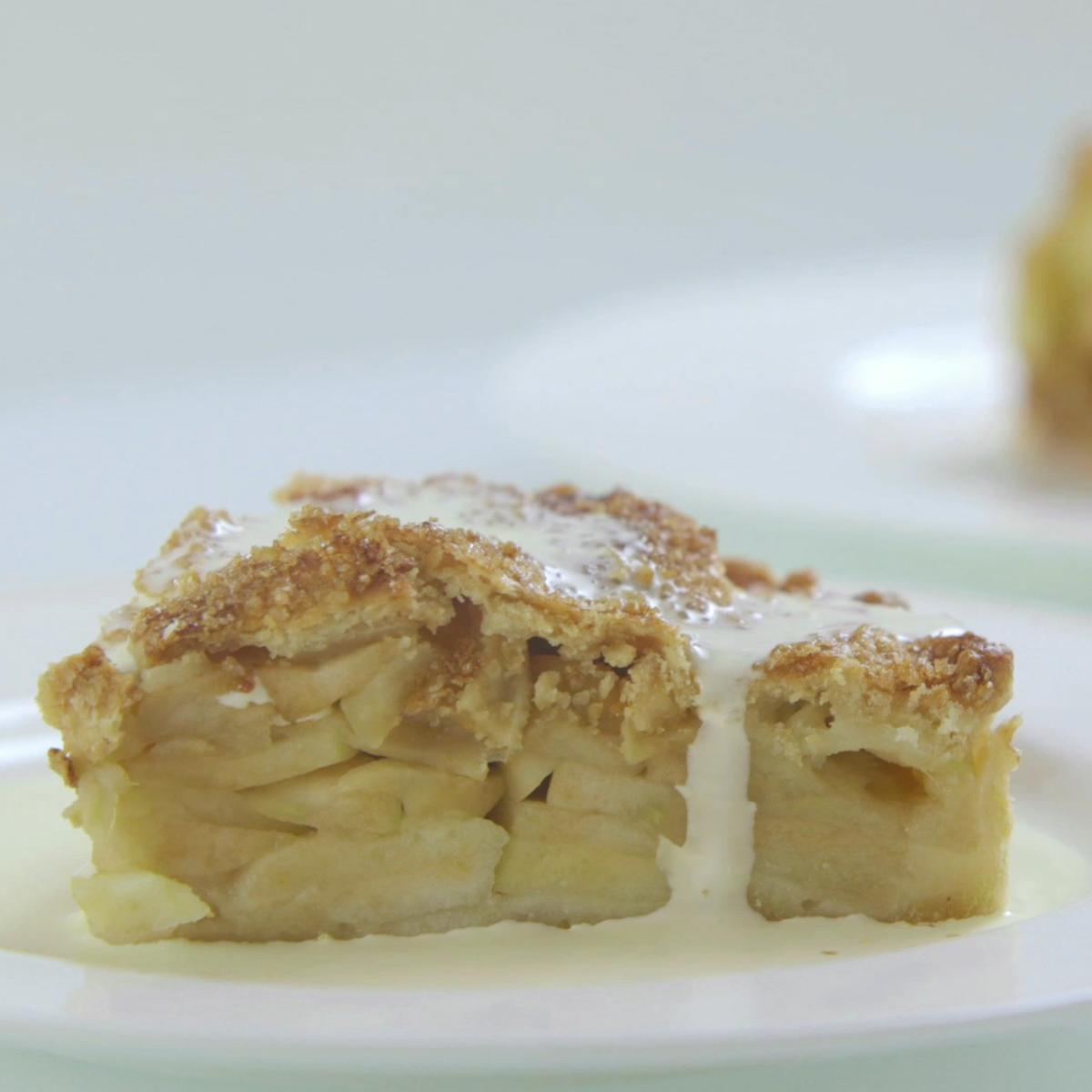 A picture of Delia's English Apple Pie recipe