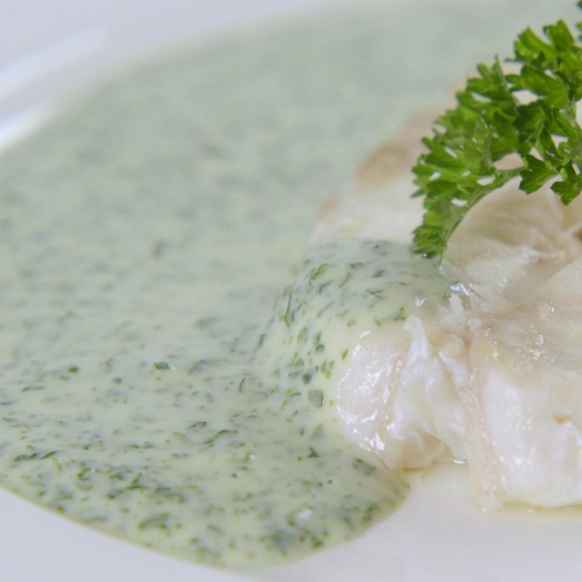 A picture of Delia's English Parsley Sauce recipe