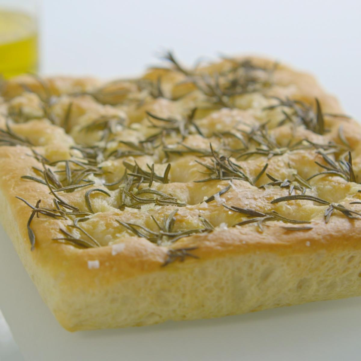A picture of Delia's Focaccia recipe