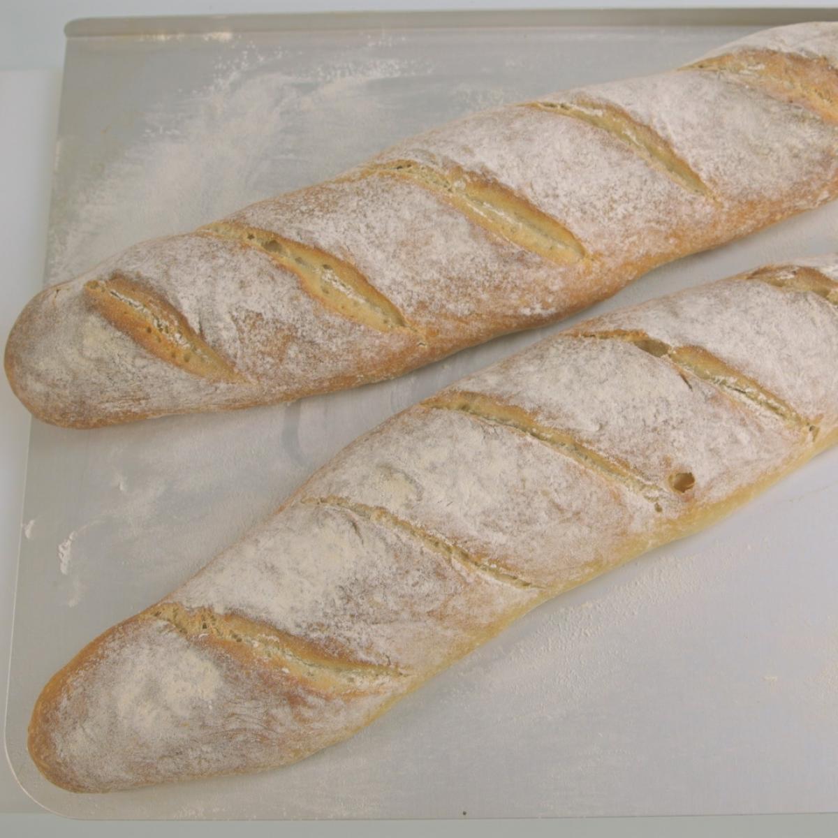 A picture of Delia's French Bread recipe