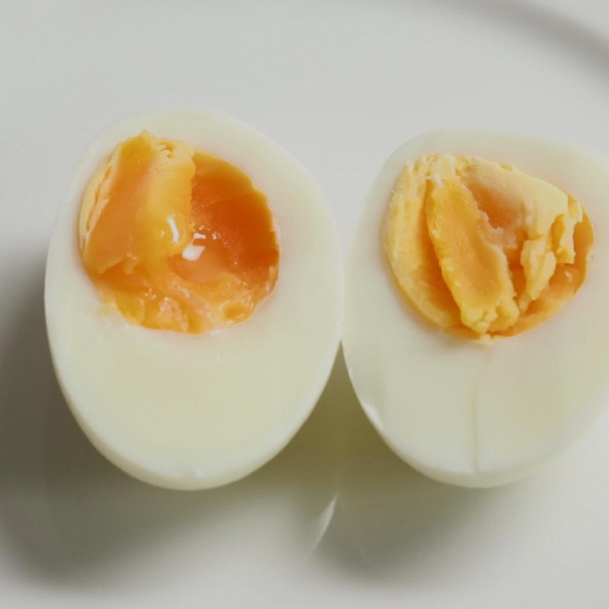 A picture of Delia's Hard-boiled Eggs recipe