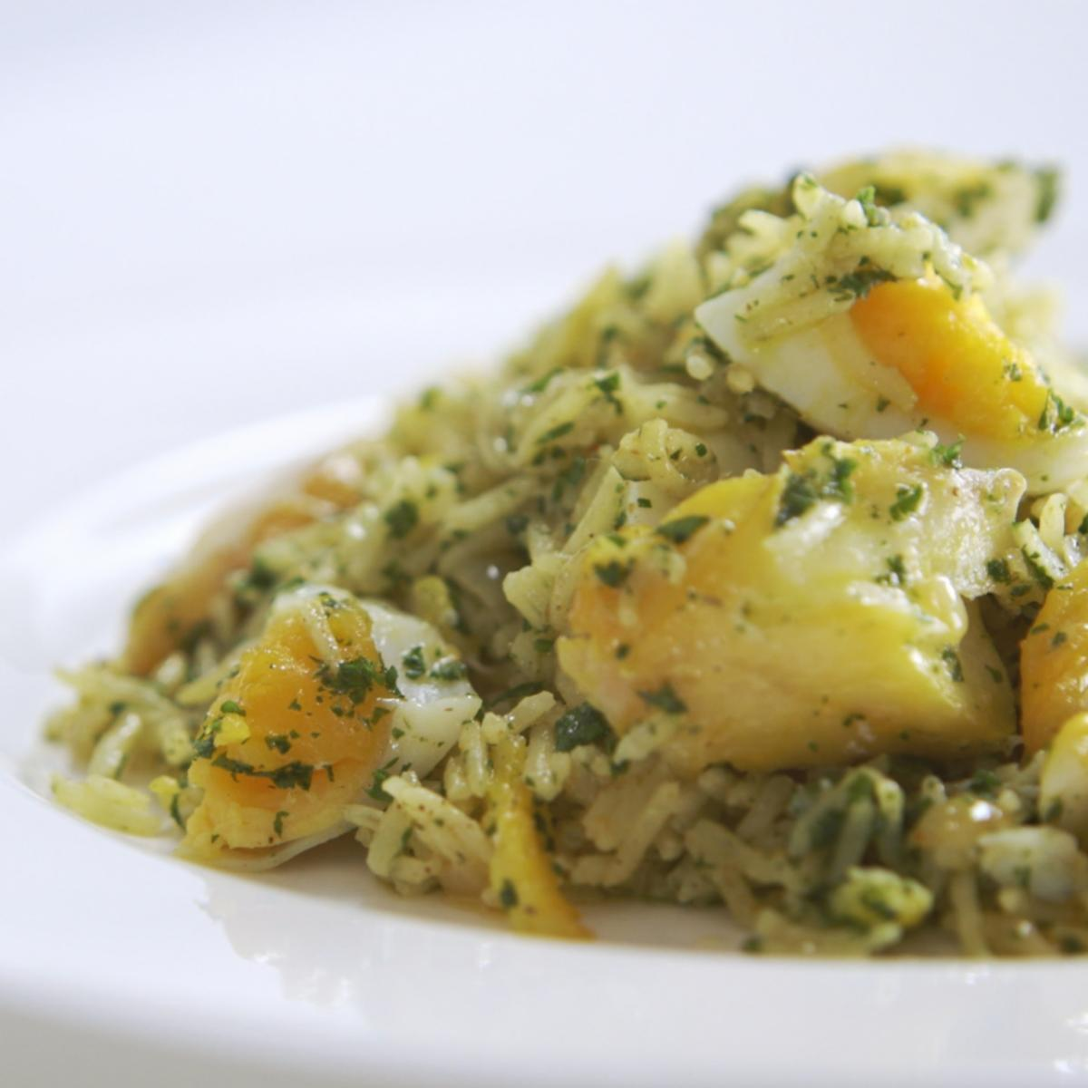 A picture of Delia's Kedgeree recipe