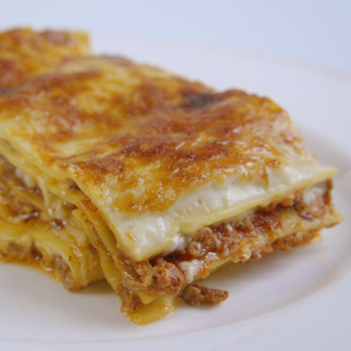 How to Cook Lasagne forecasting