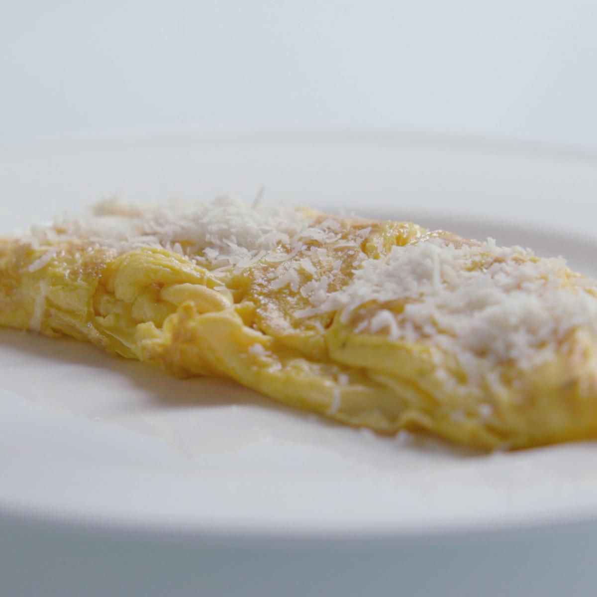 A picture of Delia's How to Make an Omelette recipe