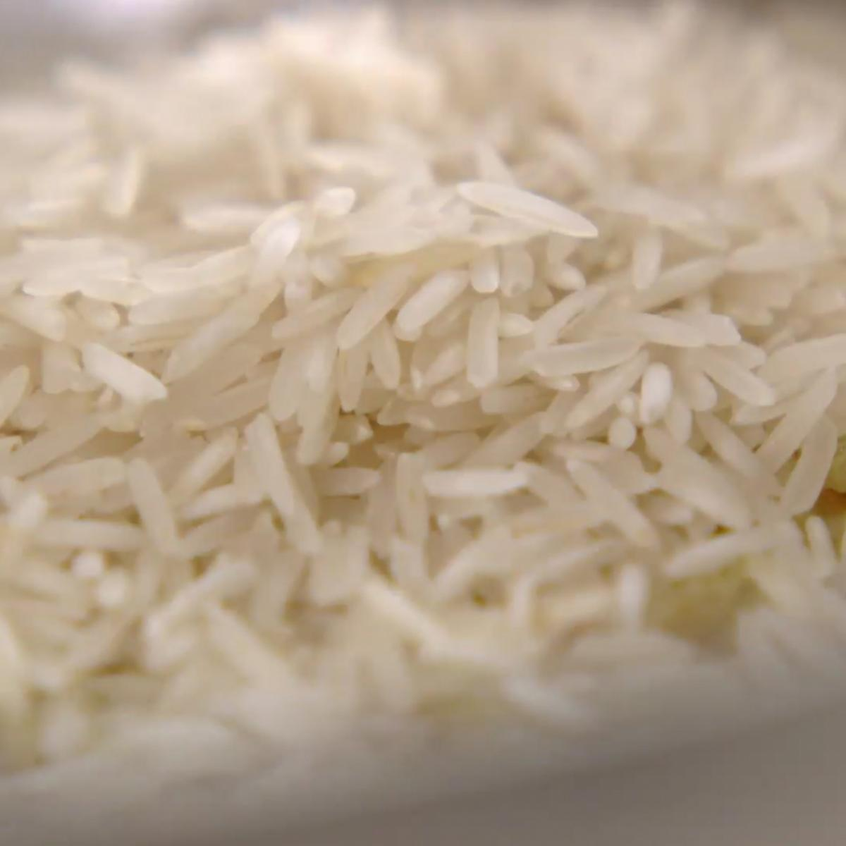 A picture of Delia's Onion Rice recipe