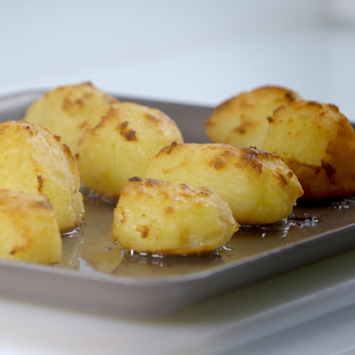A picture of Delia's Perfect Roast Potatoes recipe