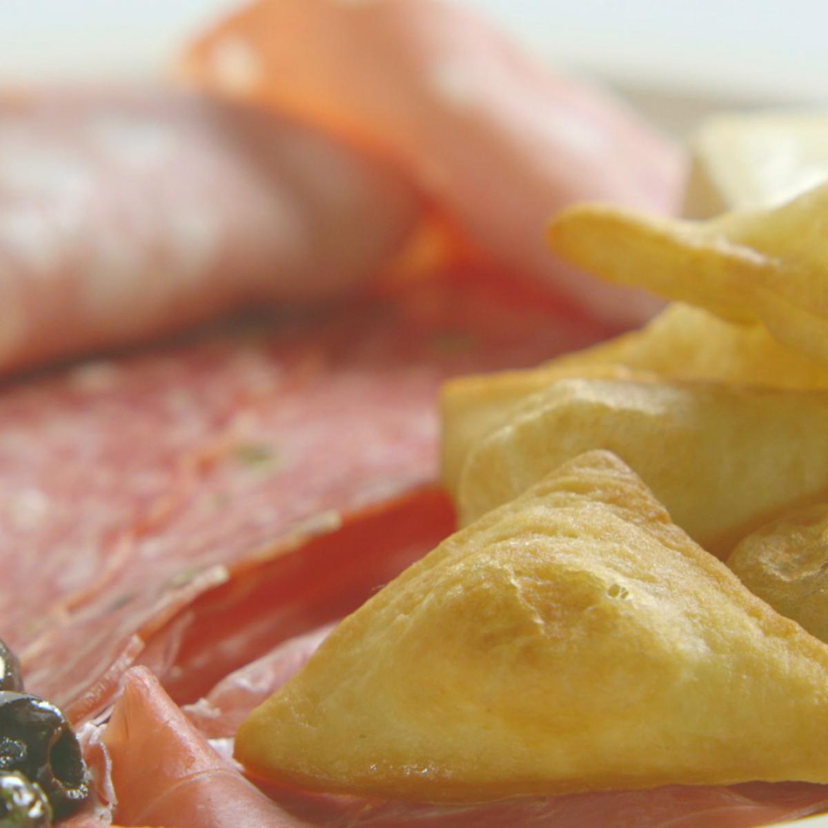 A picture of Delia's Pinzini recipe