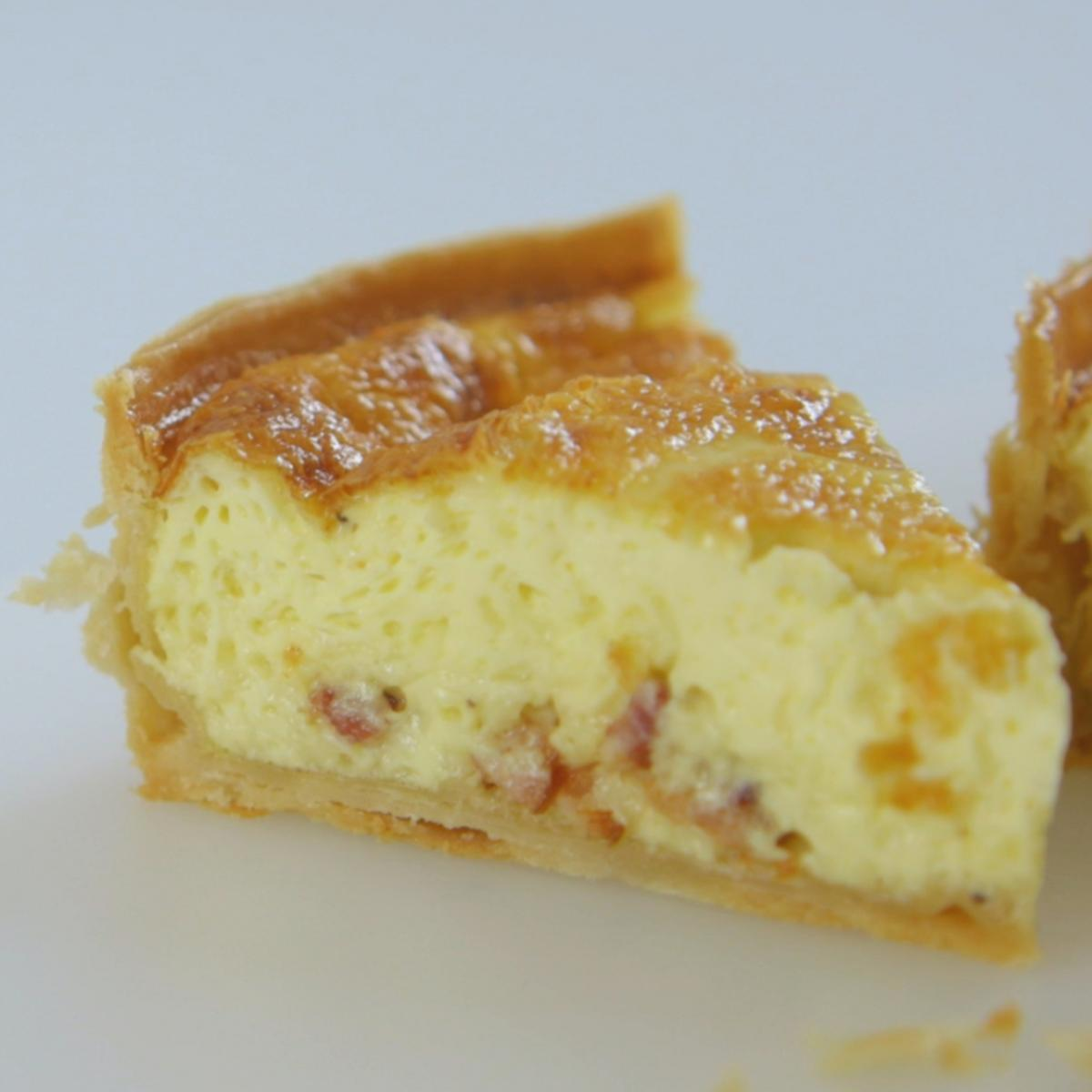 A picture of Delia's Quiche Lorraine recipe