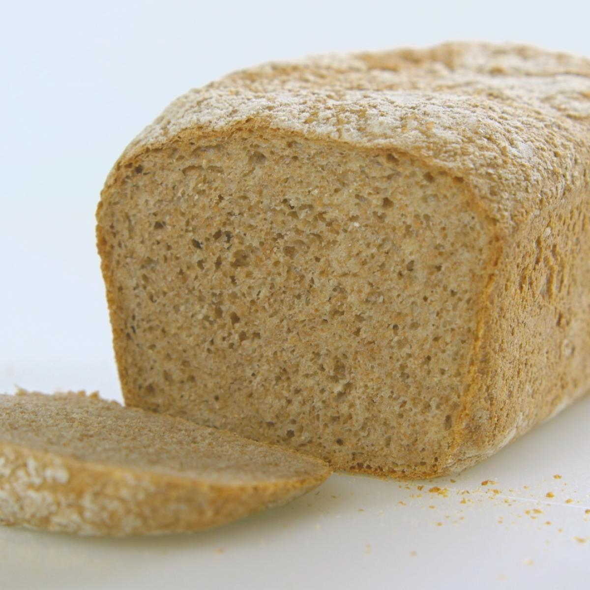 A picture of Delia's Wholemeal Loaf recipe