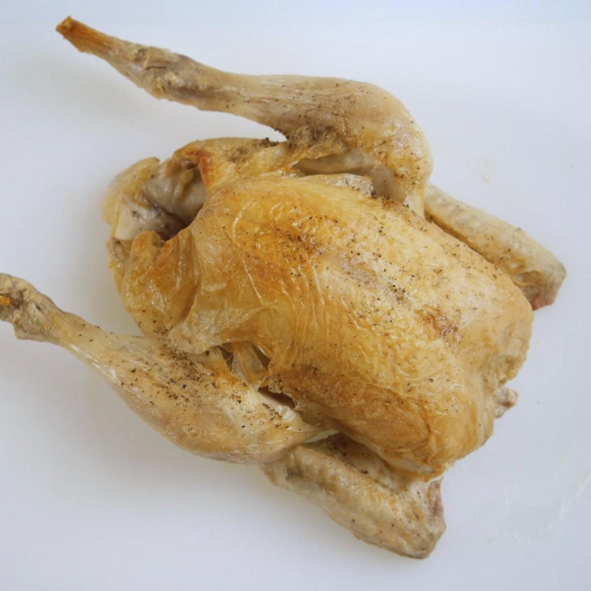 A picture of Delia's Chicken and other poultry how to cook guides