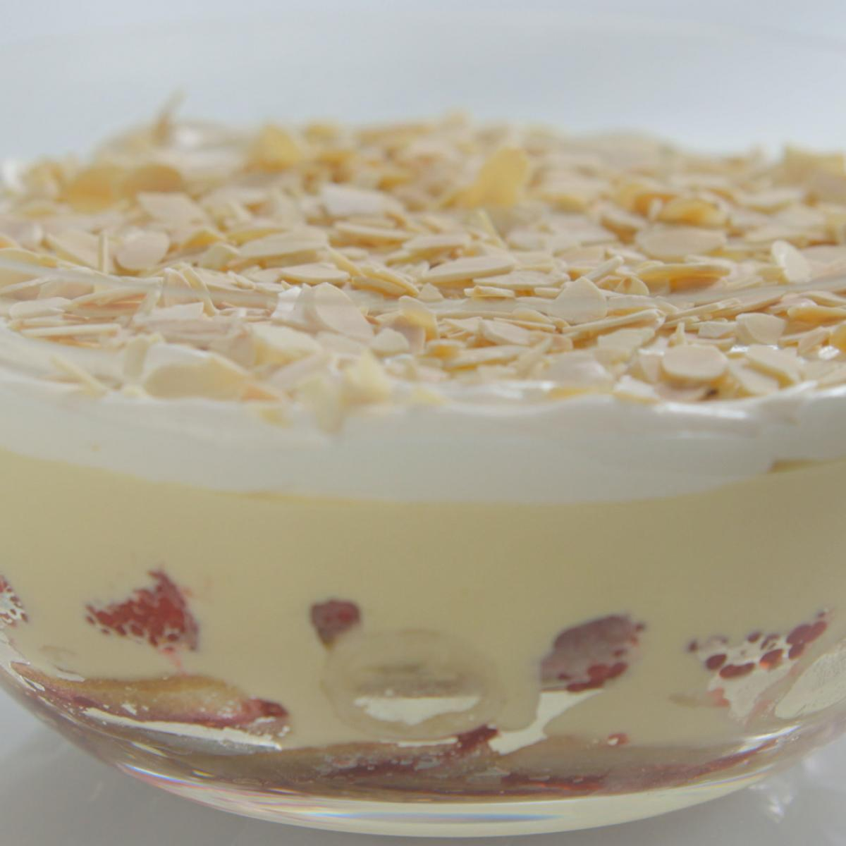 A picture of Delia's Traditional English Trifle recipe