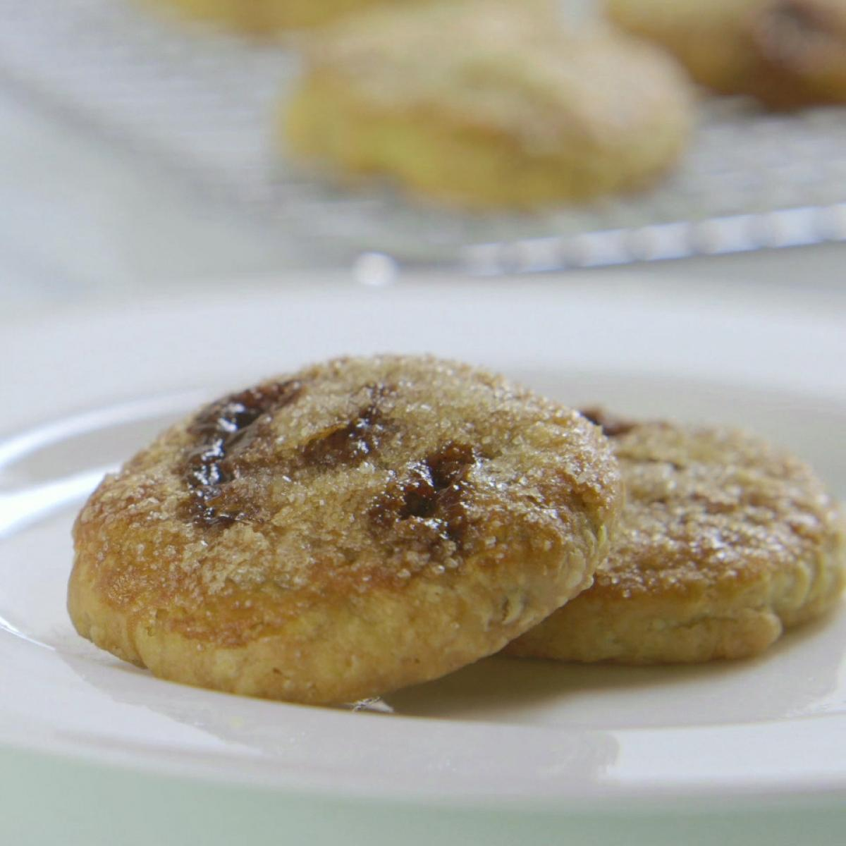 A picture of Delia's Traditional Lancashire Eccles Cakes recipe