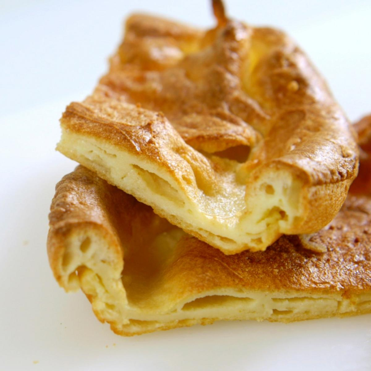 A picture of Delia's Yorkshire Pudding for 4 recipe