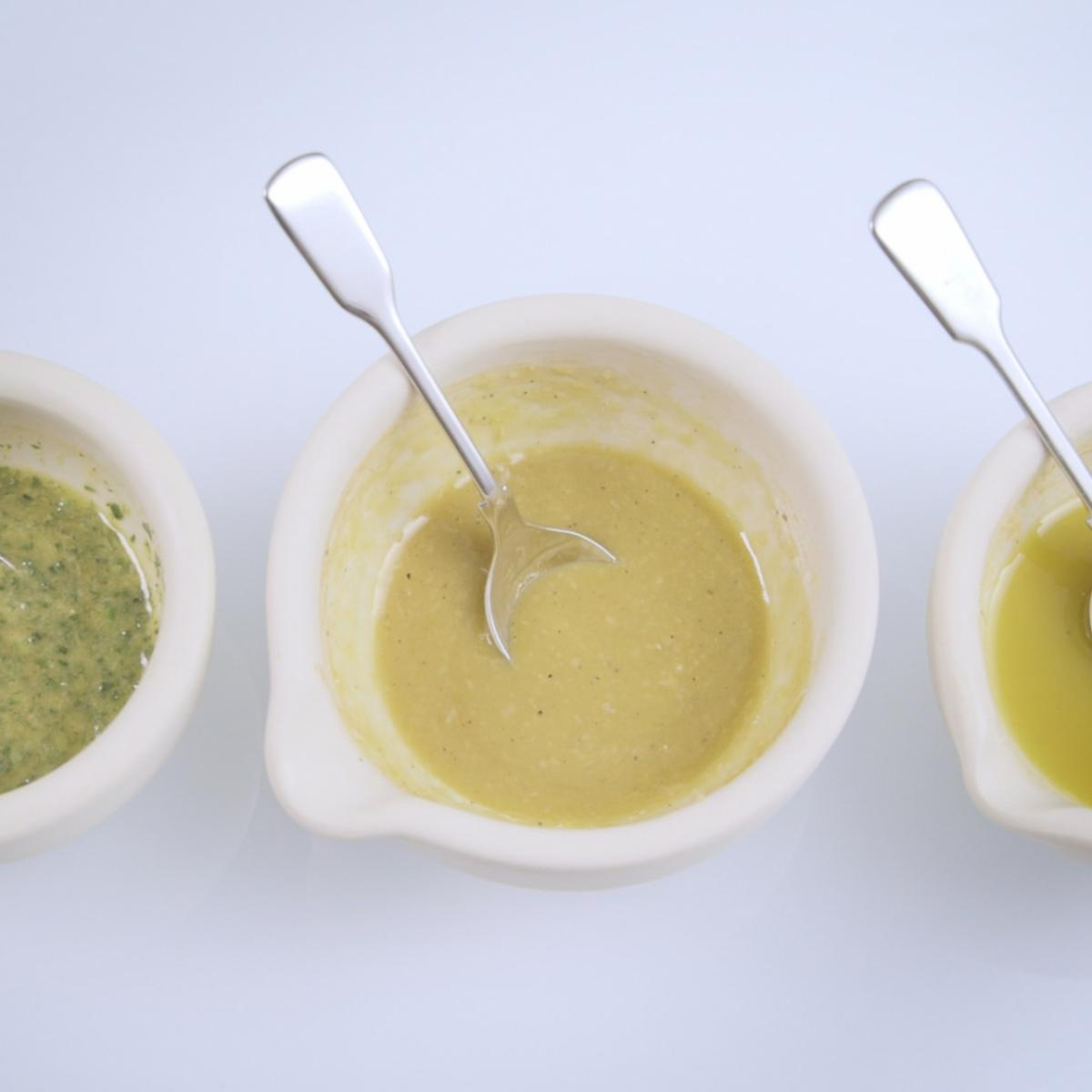 A picture of Delia's Cooks' Questions on Sauces and dressings  how to cook guide