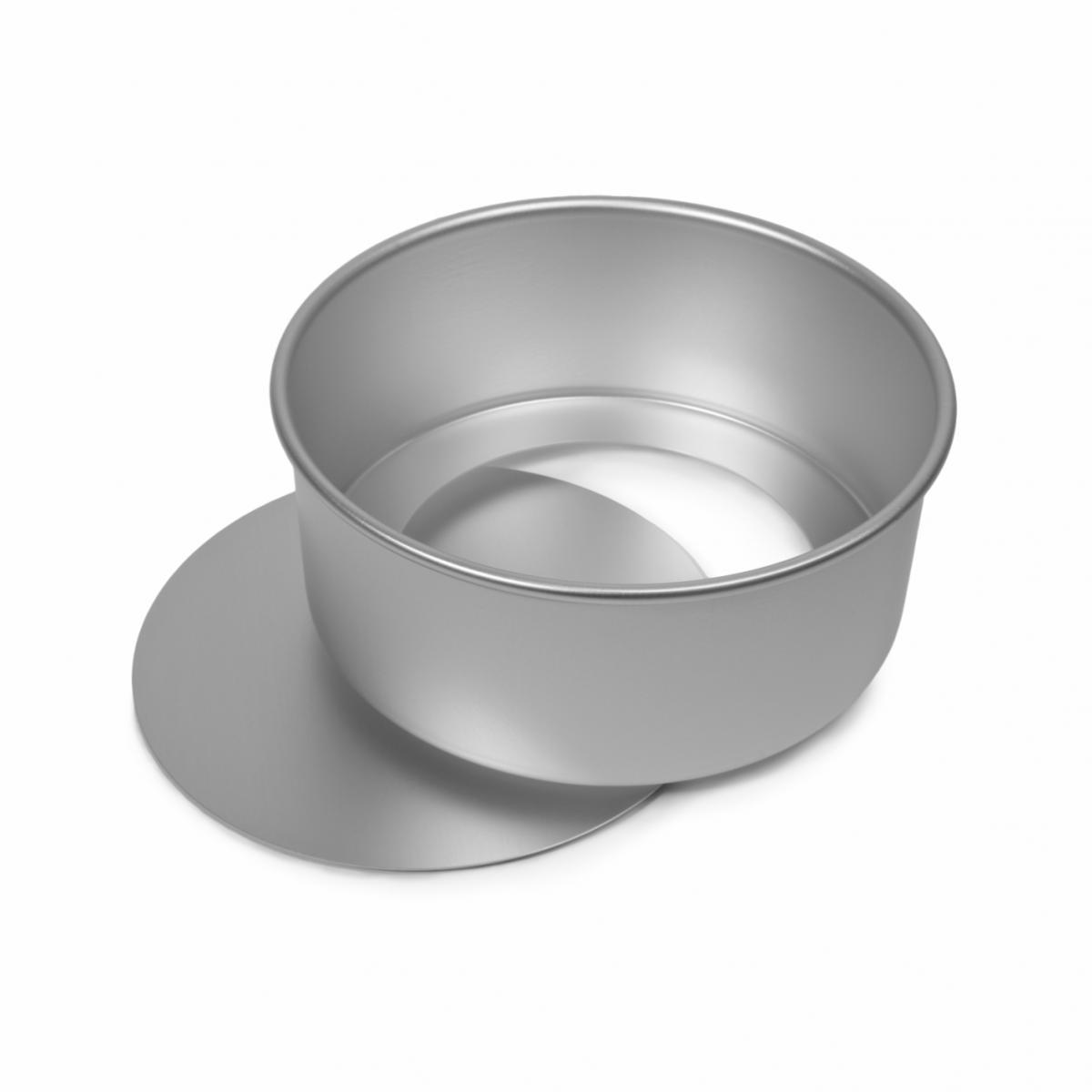 Round To Square Cake Tin Conversion
