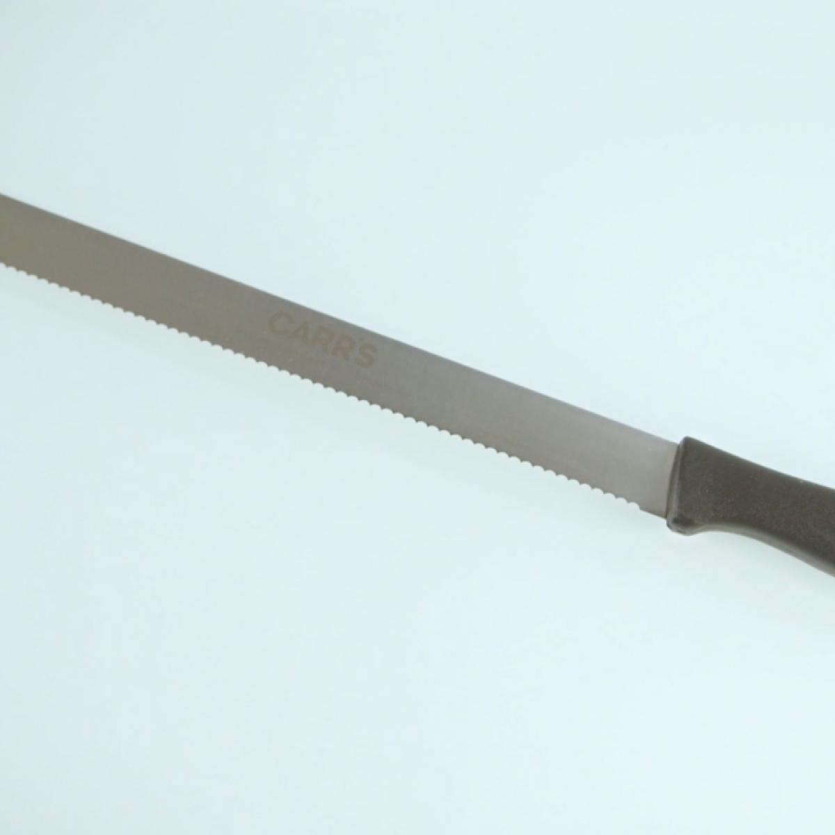Equipment bread knife