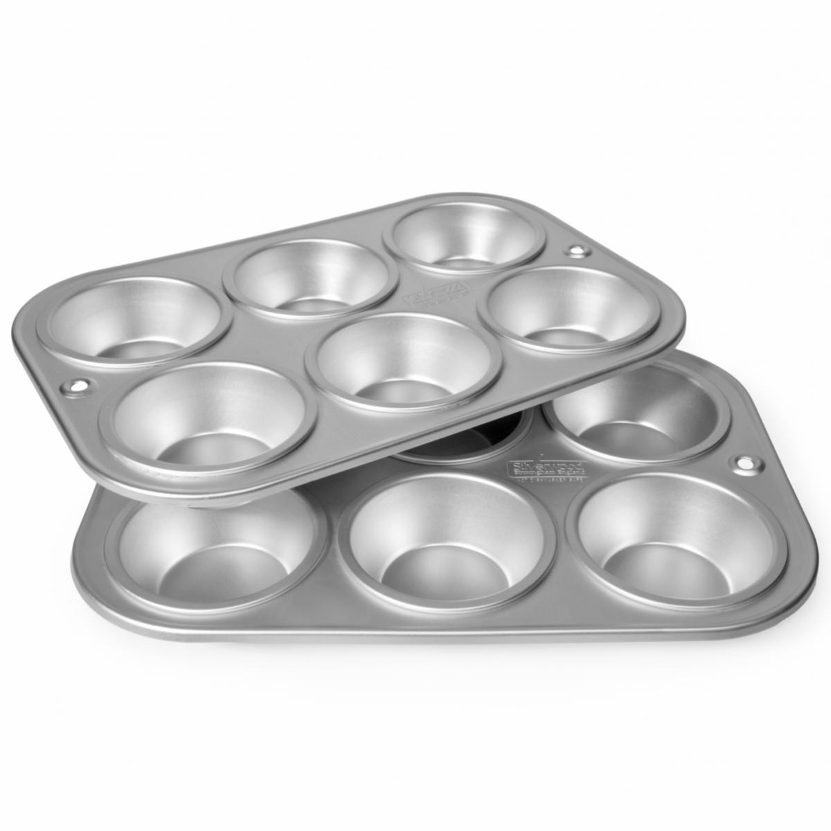 Equipment muffin tray pair