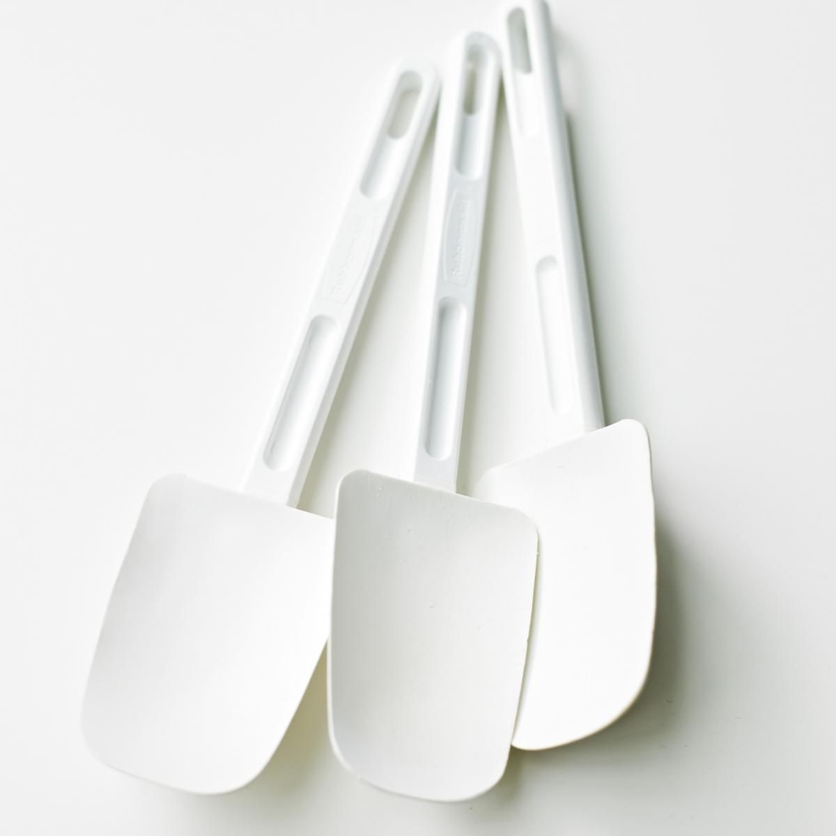 Equipment spatula