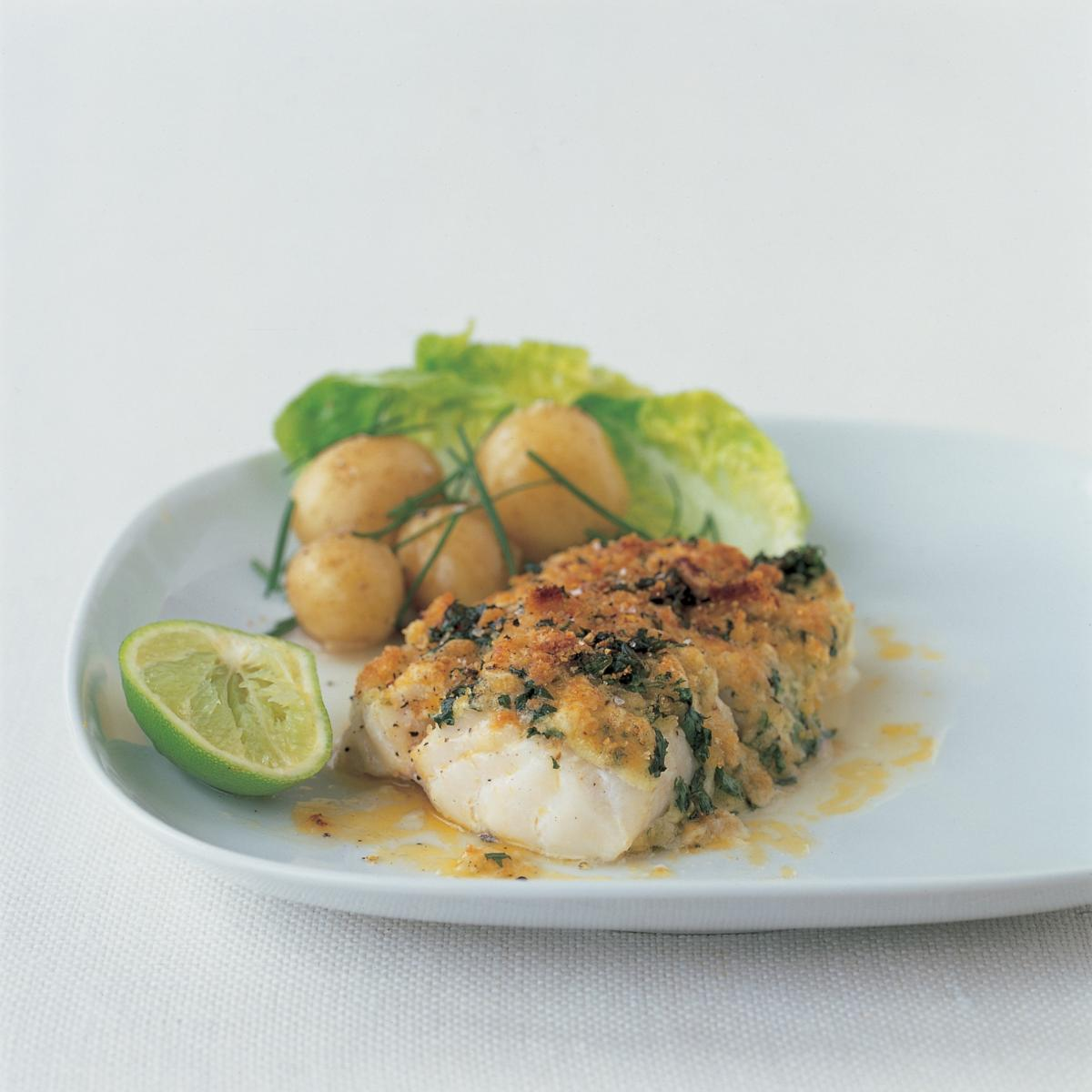 A picture of Delia's Californian Grilled Fish recipe