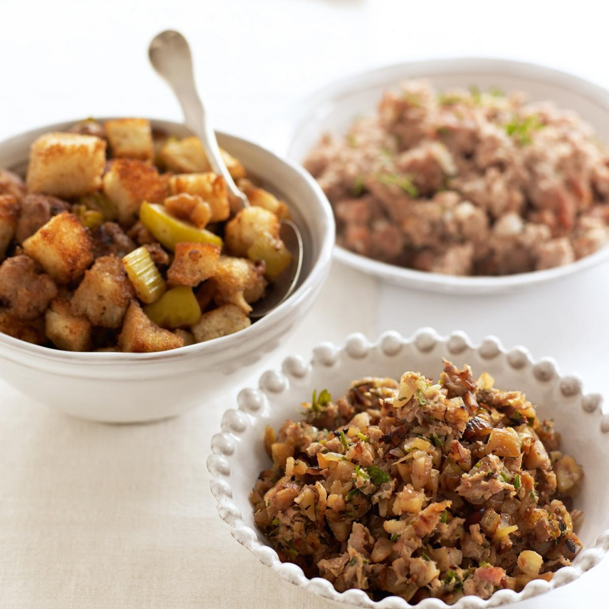 A picture of Delia's American Turkey Stuffing recipe