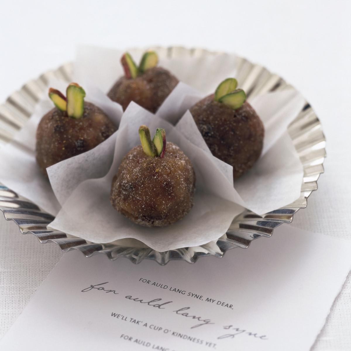 A picture of Delia's Festive Sugar Plums recipe