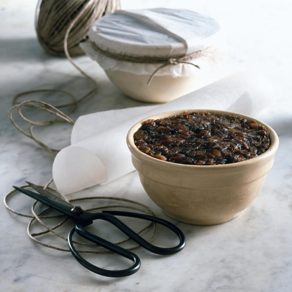 Traditional Christmas Pudding   Recipes   Delia Online