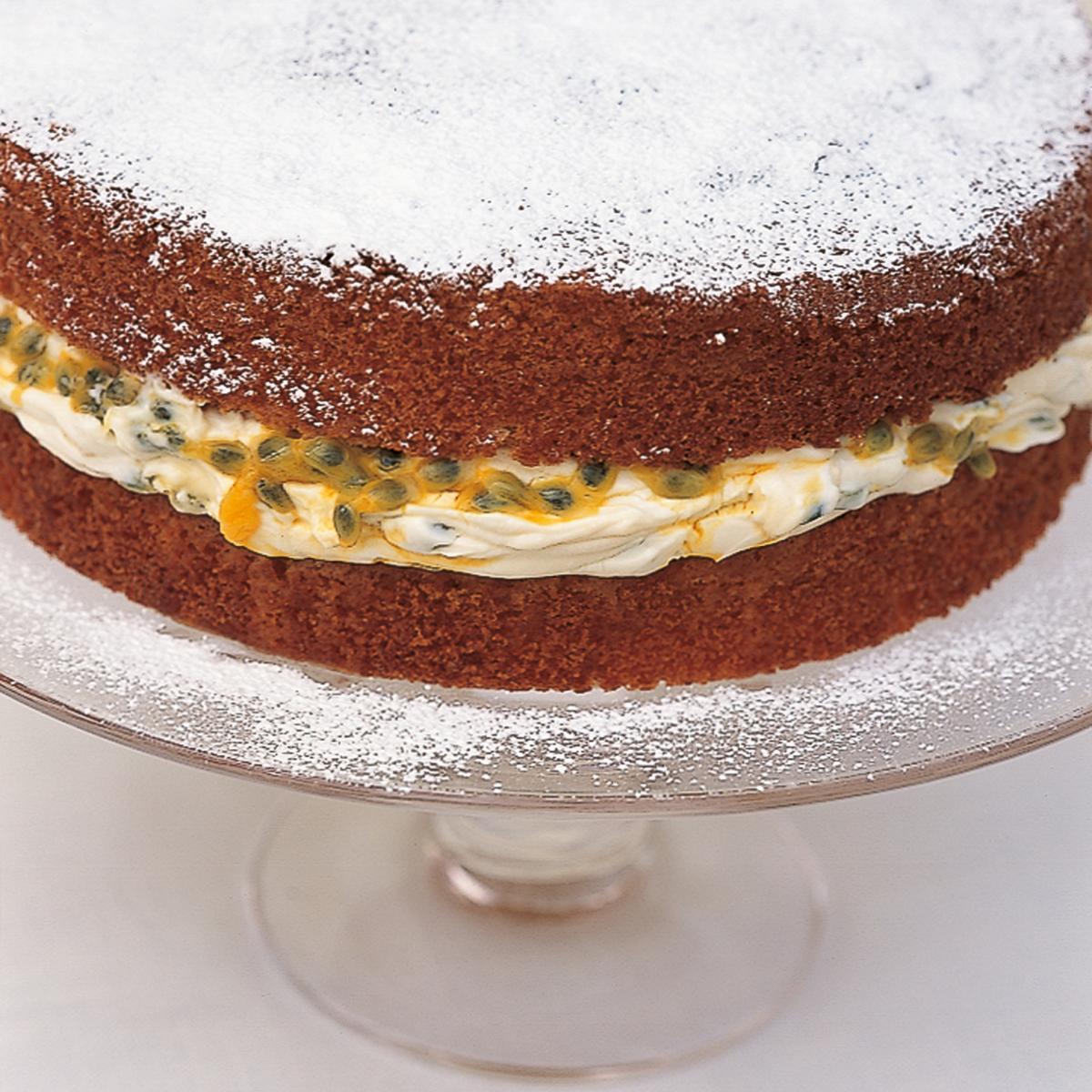 Cake filling fruit recipes