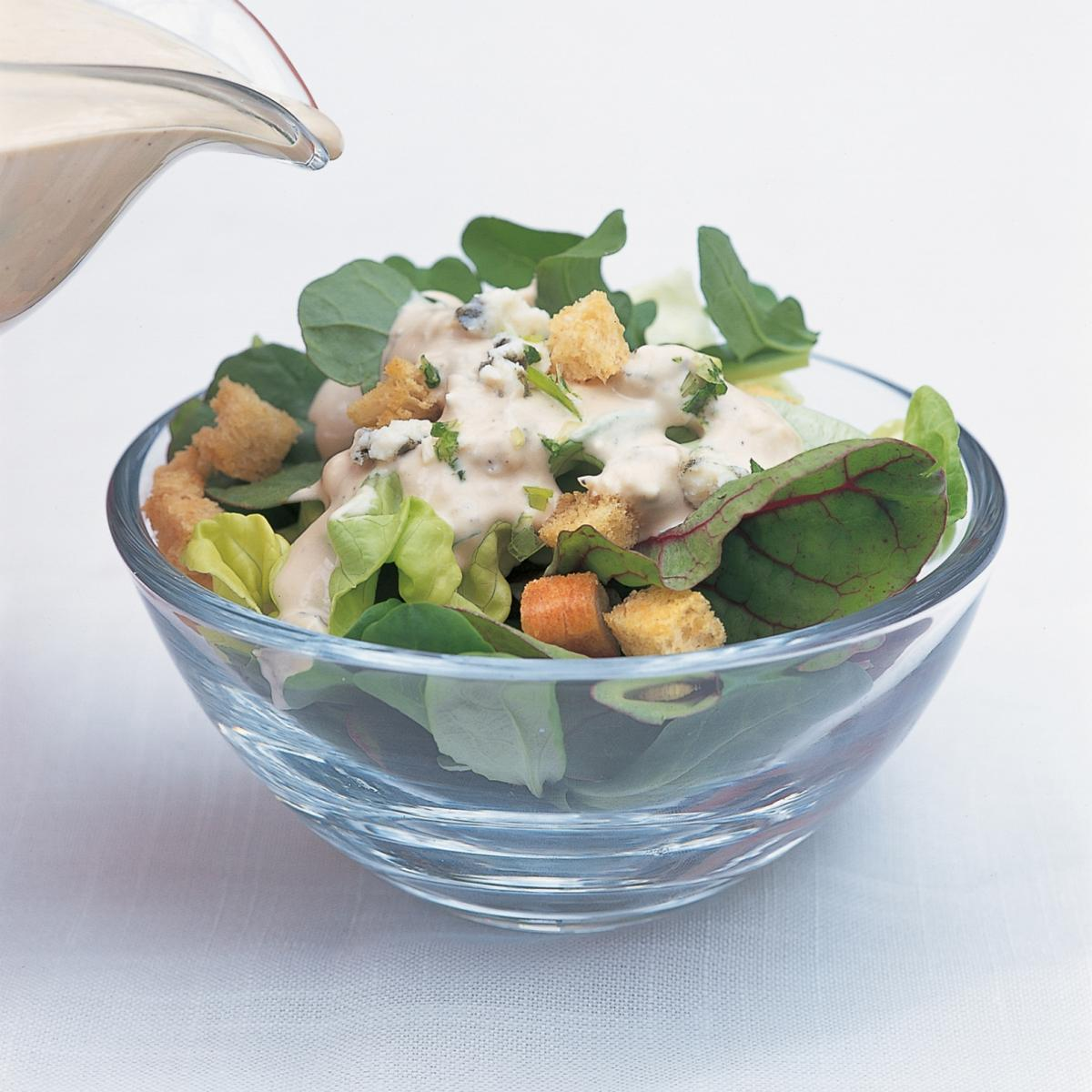 A picture of Delia's American Blue-cheese Dressing recipe