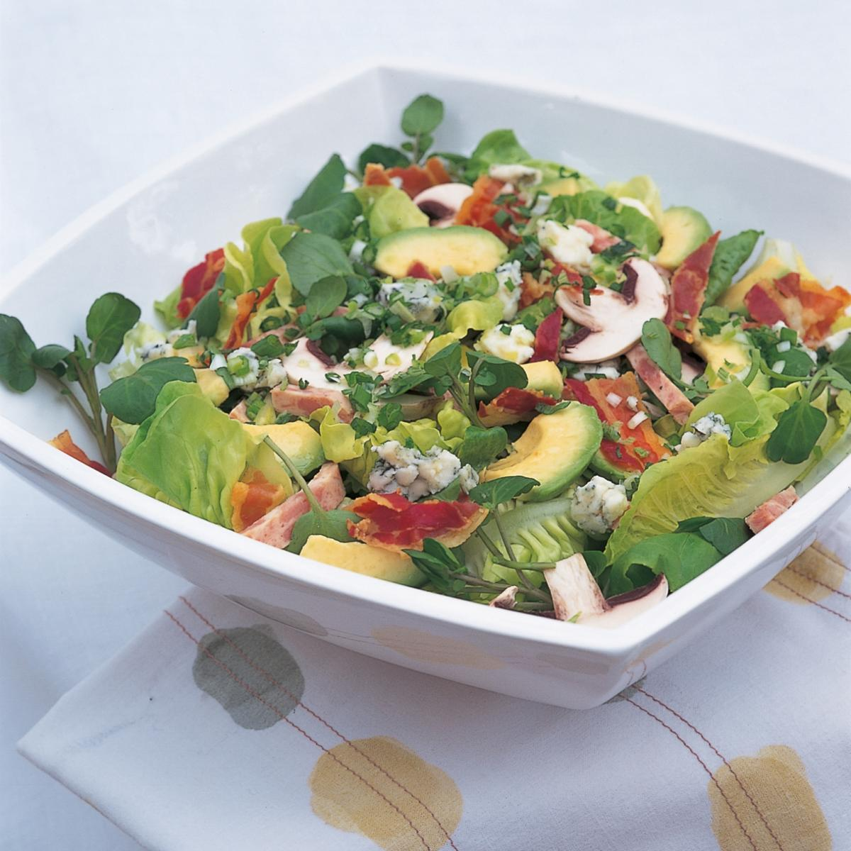 A picture of Delia's American Chef's Salad recipe